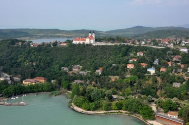 The Tihany Peninsula