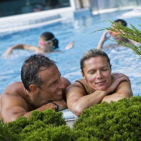 Отель «Danubius Health Spa Resort Bük»
