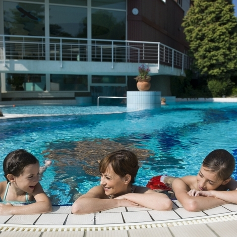 Отель «Danubius Health Spa Resort Aqua»