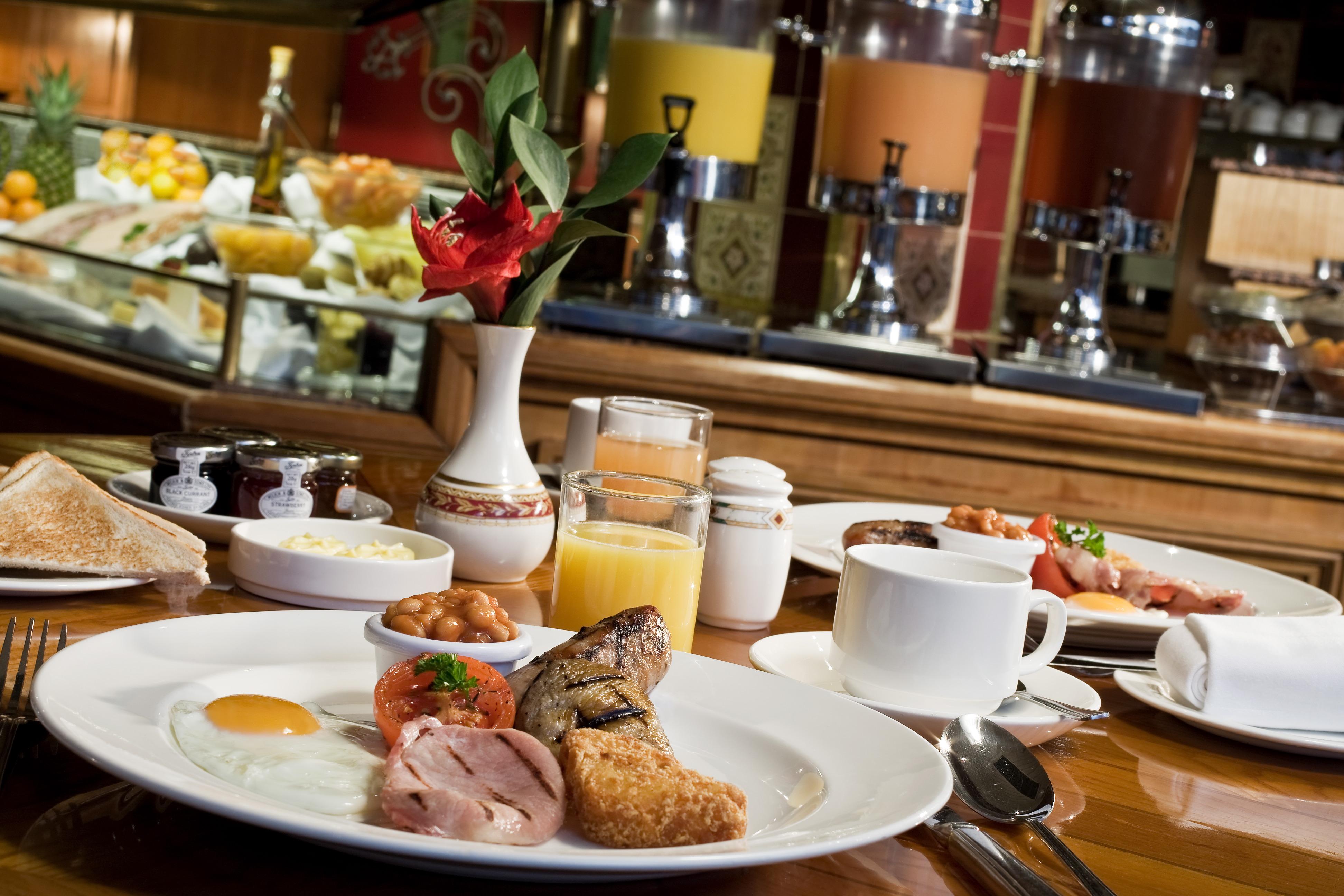 Hotels In London With Breakfast Buffet
