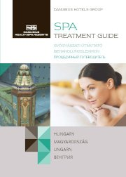 Spa Treatment Guide