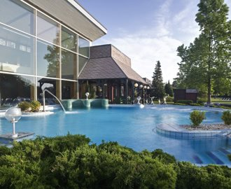 Danubius Health Spa Resort Buk**** Wellness hotel Bukfurdo
