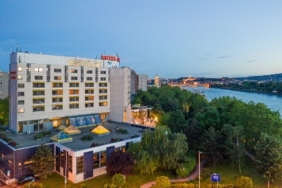 Danubius Health Spa Resort Helia: Wellness hotel Budapest (XIII.)