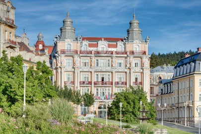 Danubius Health Spa Resort Hvězda, Spa hotel Marienbad
