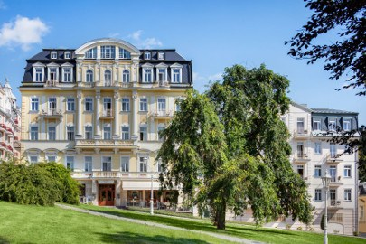 Danubius Health Spa Resort Imperial****superior, Marienbad