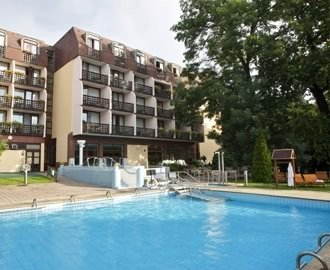 Danubius Health Spa Resort Sarvar hotel and wellness