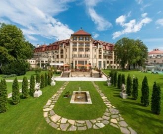 Danubius Health Spa Resort Thermia Palace*****, Piešťany