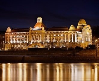Danubius Hotel Gellert, Budapest [Secret Offer ⇒ -10%] - next to Gellert Spa