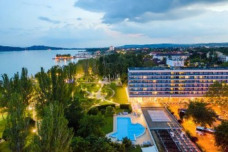 Danubius Hotel Annabella, Balatonfured [Secret Offer ⇒ -10%] - Wellness hotel