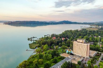 Hotel Marina, Balatonfured [Tajná ponuka ⇒ -10%] - All inclusive wellness hotel Balaton