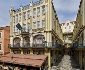 Hotel Palatinus City Center*** Pécs, Hotel-Unterkunft in Pécs
