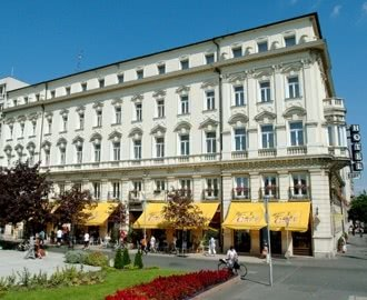 Hotel Raba City Center*** Gyor, wellness hotel in downtown