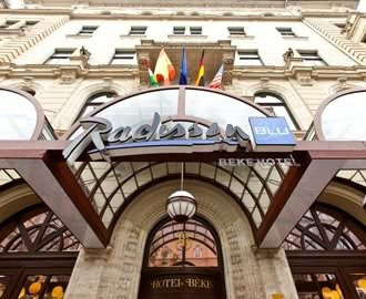 Radisson Blu Beke Hotel**** Budapest near Nyugati train station