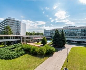Spa Hotel Grand Splendid***, medical spa hotel Piestany