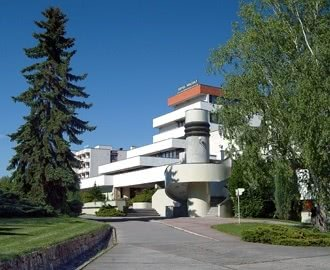 Hotel Central**, Smrdaky - Spa hotel central Slovakia