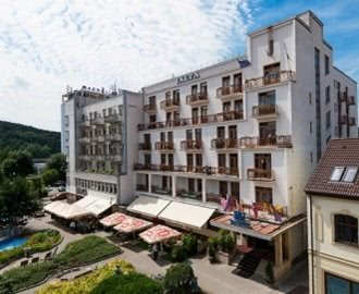 Hotel Jalta & Dependances**, Spa-Hotel Piestany