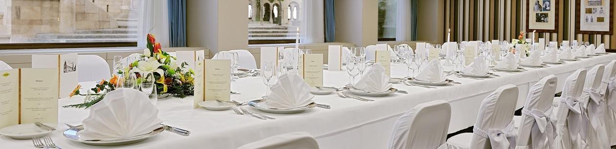 Geschäftliche und private Veranstaltungen