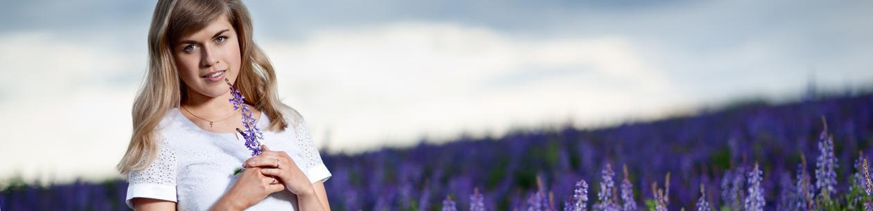 Original Hungarian Lavender Experience in spa Bük