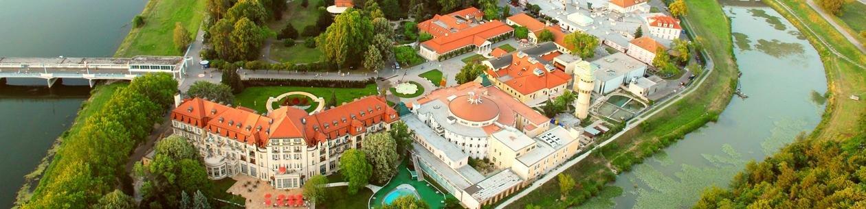 Hotely v Piešťanoch