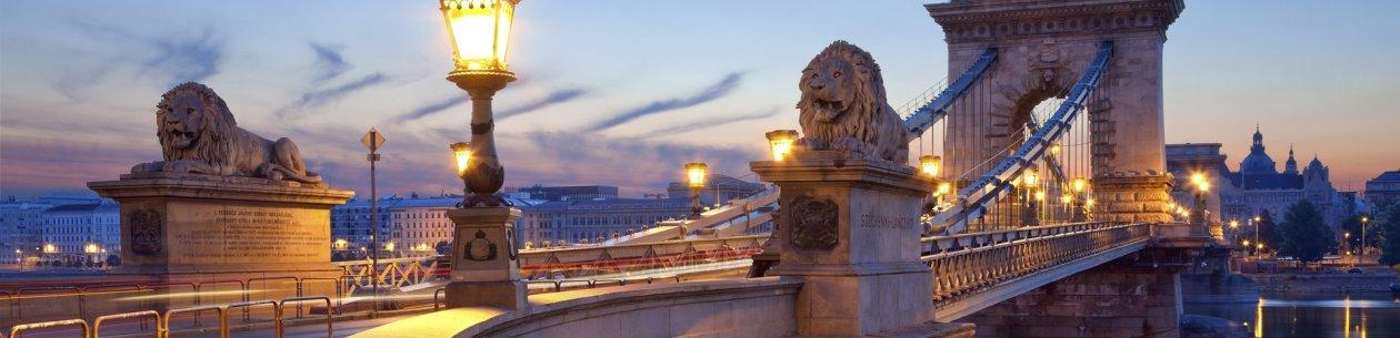 Come raggiungere Budapest