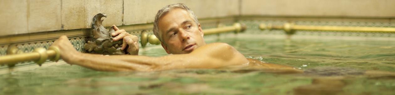 Pools and sauna