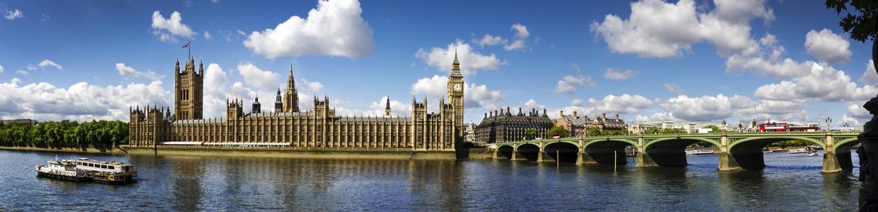 Ponuky v Londýn