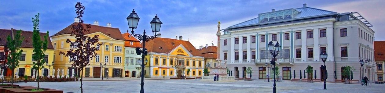 Csapatépítő programok Győrben és környékén
