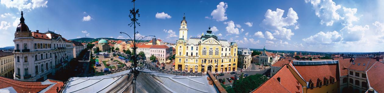 Hotels in Pécs