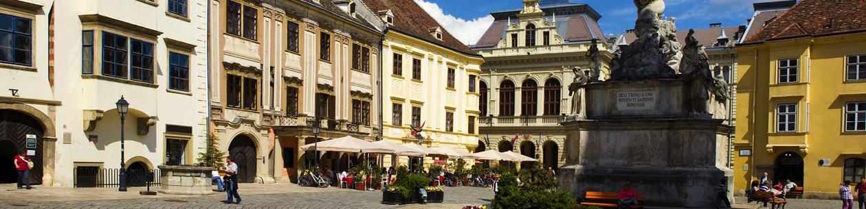 Csapatépítő programok Sopronban és környékén