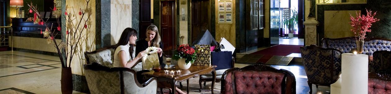 Stílusos karácsony a belváros szívében, a Danubius Hotel Astoriában