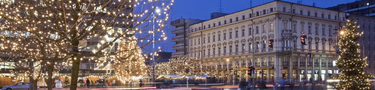 Karácsonyi party a Belgában