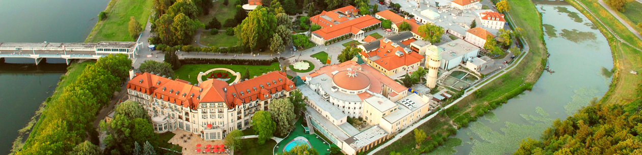 Sunshine package in Spa Piestany
