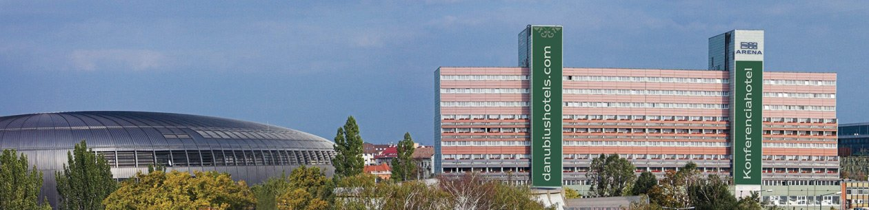 Konferenciában nagyok vagyunk - Danubius Hotel Arena