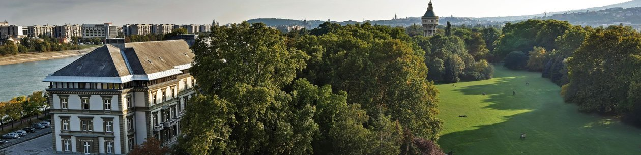Konferencia zöldben, a Duna közepén - Margitszigeti Szállodák