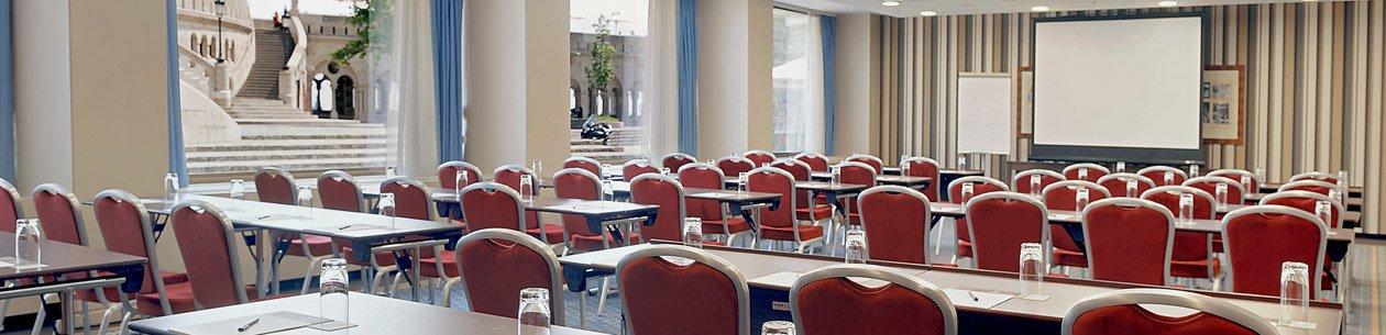 Meetingek gyorsan és egyszerűen - Hilton Budapest
