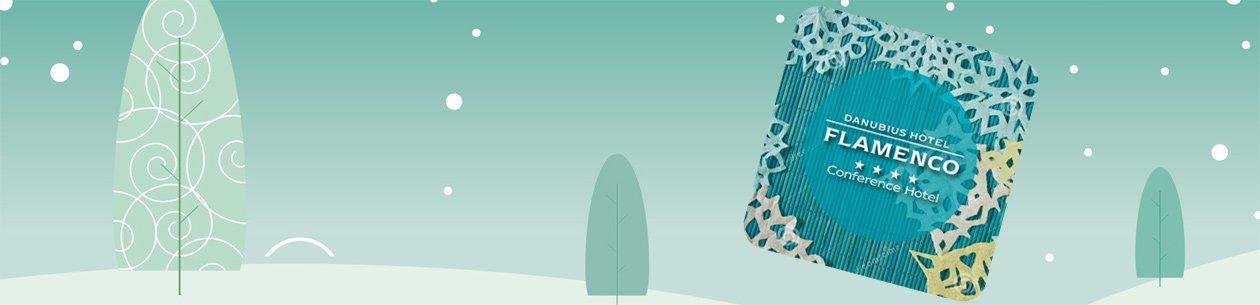 Rendezvények zöld környezetben - télen is fitten a Danubius Hotel Flamencoban