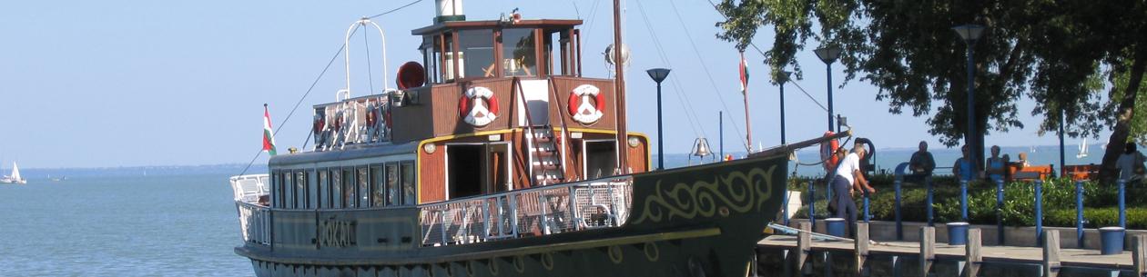 Balatonfüred: a siker kikötője - Hotel Annabella