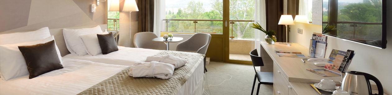 Danubius Health Spa Resort Margitsziget****superior