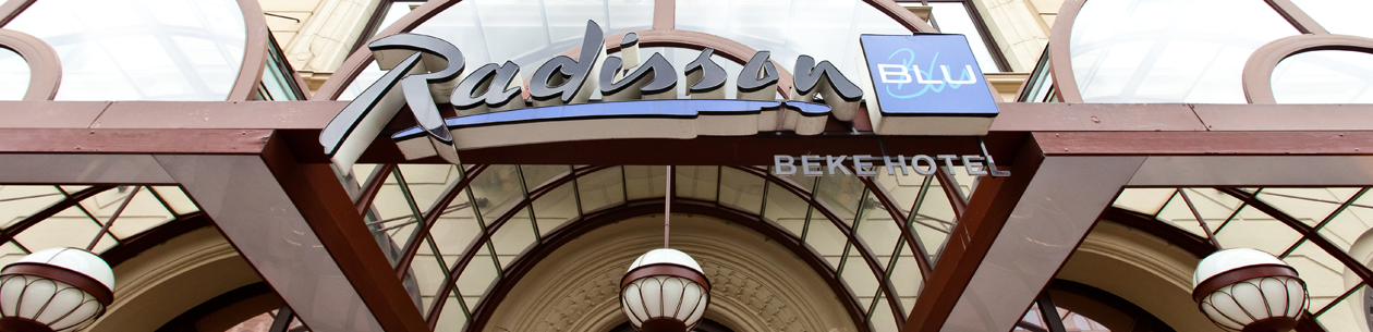 Radisson Blu Béke Hotel**** superior