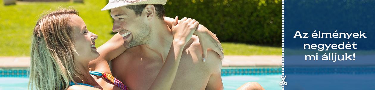 Wellness akciók akár 25% előfoglalási kedvezménnyel