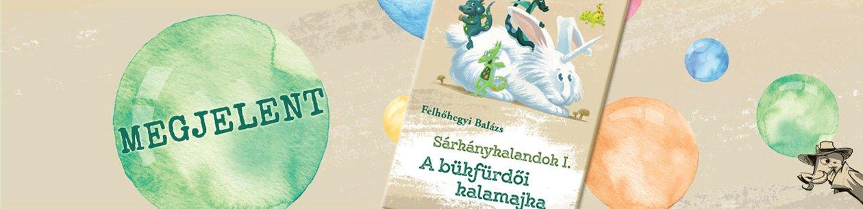 Megjelent a Danubius sárkányok első könyves kalandja
