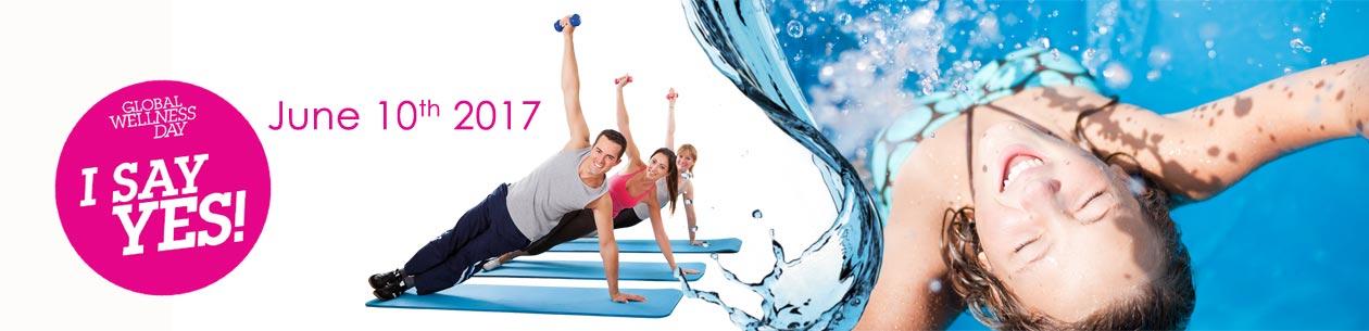 Global Wellness Day 2017