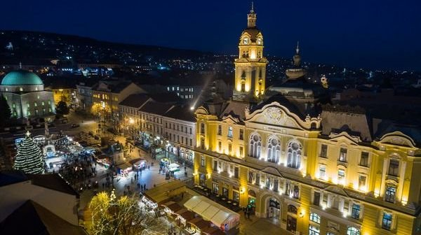 Advent in Pécs