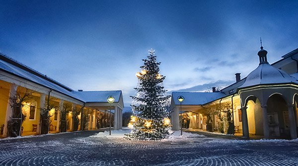 Advent on Spa Island 5 nights Piešťany